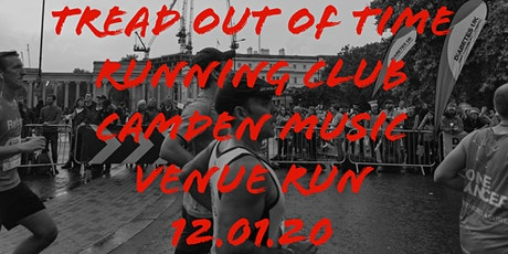 T.O.O.T Running Club: Camden Music Venues tickets