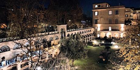 Cena di Gala nell'Antico Palazzo Reale di Donna Olimpia! biglietti