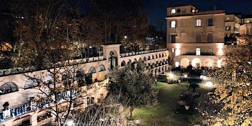 Cena di Gala nell'Antico Palazzo Reale di Donna Olimpia!