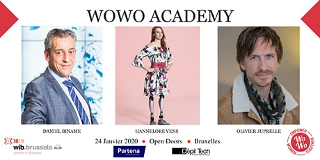 WoWo Academy - Bruxelles tickets
