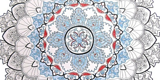 Art for Wellbeing: Ottoman Mandalas Workshop