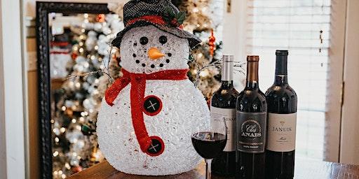 December 2019 Wine Tasting
