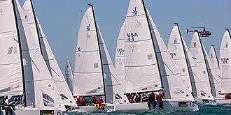 Sailboat Racing: Starting Techniques