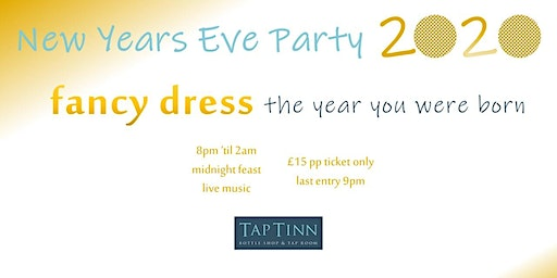 TapTinn New Years Eve Party