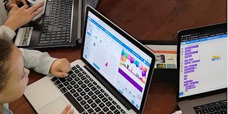 Atelier Découverte Coding Informatique pour les filles de 7 à 12 ans. billets