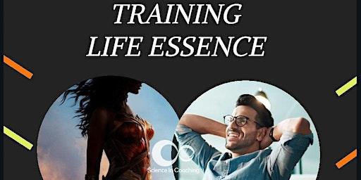 Training Life Essence em Grupo