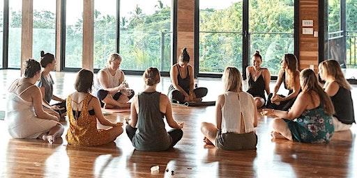 Women's Meditation Circle - FRI JAN 10