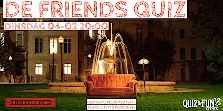 De Friends Quiz | Den Bosch tickets