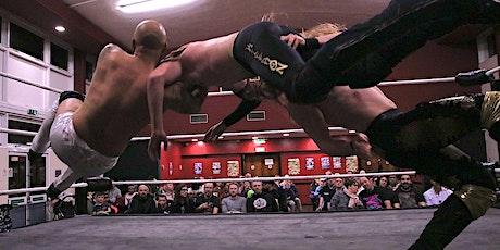 Live Wrestling in Wickford tickets