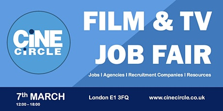 Film Crowdfunding Workshop at the Film & TV Job Fair tickets