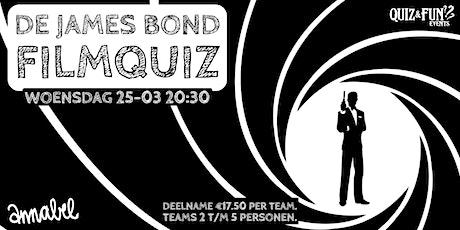 De James Bond FilmQuiz | Rotterdam tickets