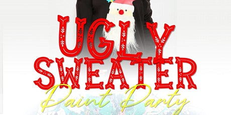 Ugly Sweater Paint Party tickets