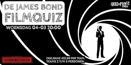 De James Bond FilmQuiz | Den Bosch tickets