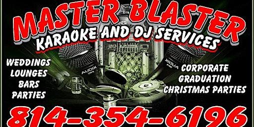 LIVE MUSIC - Master Blaster 6:30pm-9:30pm