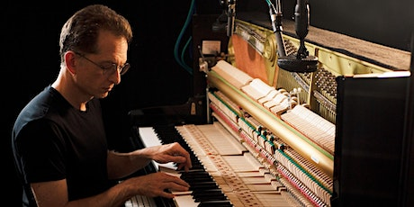 Gavin Greenaway Performs Live for Piano Day tickets