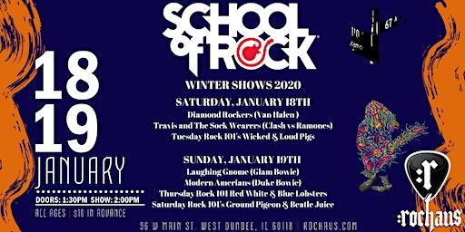 School Of Rock Arlington Heights