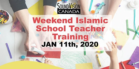 Weekend Islamic School Teacher Training tickets
