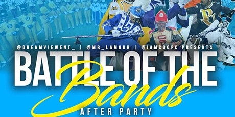 Battle of the Bands After Party tickets