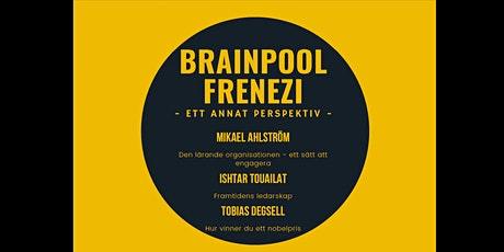 Brainpool Frenezi tickets
