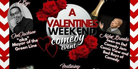 Valentine Weekend Comedy Event tickets