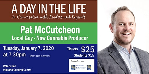 A Day in the Life with Pat McCutcheon