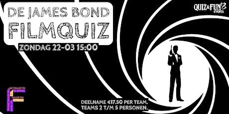 De James Bond FilmQuiz   Utrecht tickets