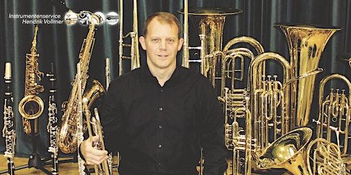 Trompetenworkshop mit David Schmauch