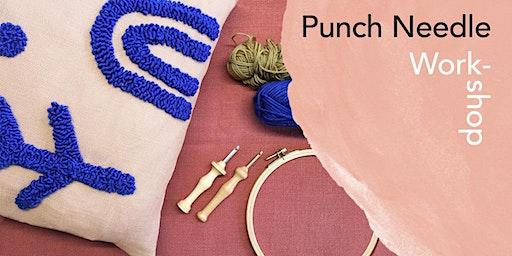 Enna Punch Needle Workshop
