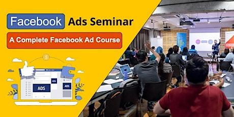 Facebook Lead Multiplier Strategy Seminar (20 Nov) tickets
