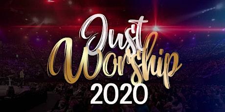 JUST WORSHIP 2020 tickets