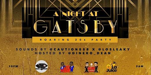 A  Night at Gatsby..