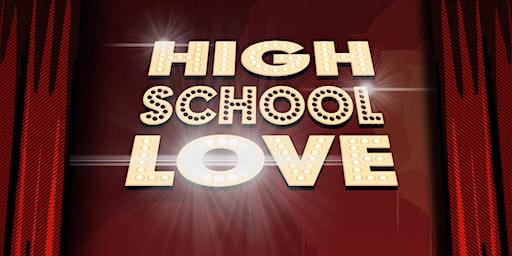 HIGH SCHOOL LOVE - 2000er, 90er... der Soundtrack deiner Jugend!