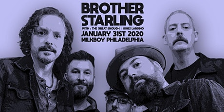 Brother Starling (formerly The Parsnip Revolt) tickets