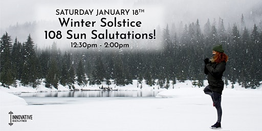 Winter Solstice 108 Sun Salutations