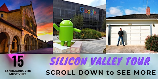 1-DAY Silicon Valley Tour for Tech Lovers with a Tesla