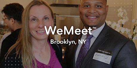 WeMeet Brooklyn Networking & Social Mixer tickets