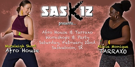 Specialty Workshops: Tarraxo & Afrohouse tickets