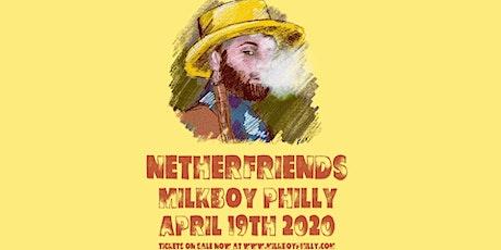 Netherfriends tickets