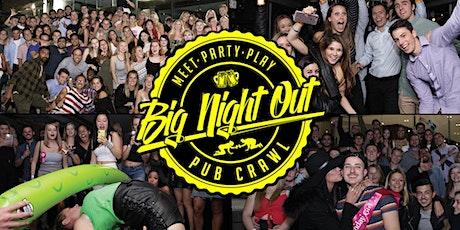 BIG NIGHT OUT PARTY BUS & PUB CRAWL! tickets