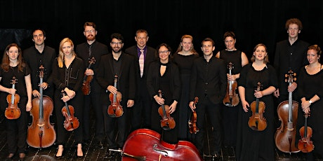United Strings of Europe with Simon Callaghan tickets