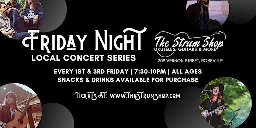 The Strum Shop Local Concert Series
