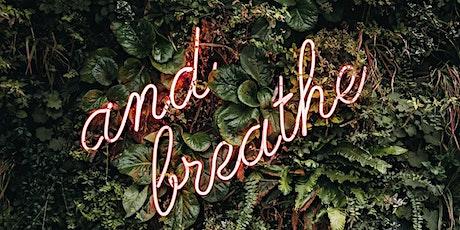hOMe BREATH 5 Week series tickets