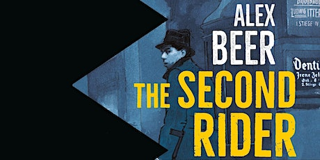 Goethe Book Club: Alex Beer's The Second Rider (2017/2018) tickets