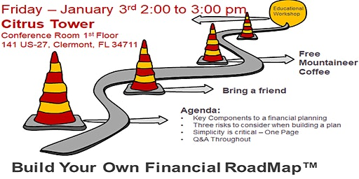 Build Your Own Financial RoadMap™