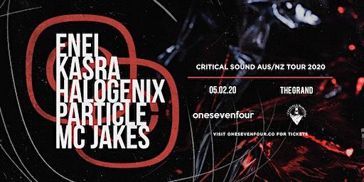 Critical Sound - Wellington (Waitangi Day Eve)