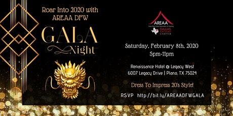 AREAA DFW 2020 Charity Gala Night  tickets