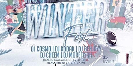 Winter Fest : AfroCarib Night tickets