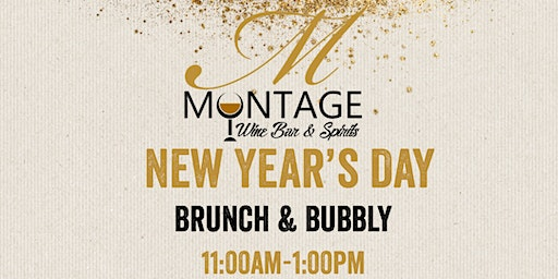 New Year's Day Brunch and Bubbly