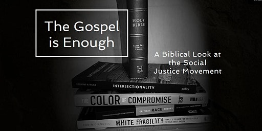 The Gospel is Enough