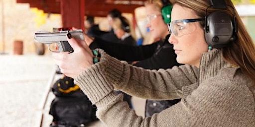 Beginner Pistol Class, Jan. 26